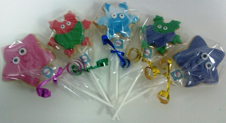 Nuevas #galletas en forma de #piruletas!!!