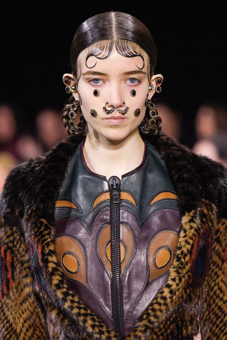 We're loving all the unconventional beauty trends are now the new normal. See all the looks here