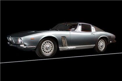 Iso Grifo A3 / L Prototype (Bertone), 1963 - Foto: Ken-Brown