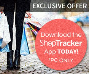 FREE $3.00 Visa Gift Card with ShopTracker App