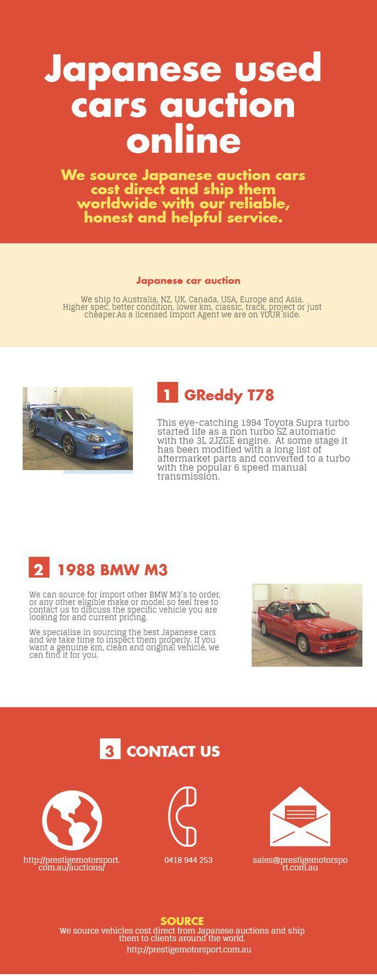 17 best Japanese Car Auction images on Pinterest   Japanese cars ...