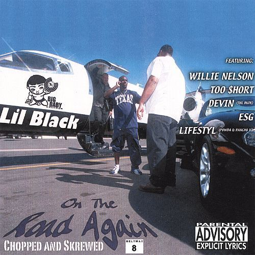 On the Road Again [Chopped and Screwed] [CD] [PA]