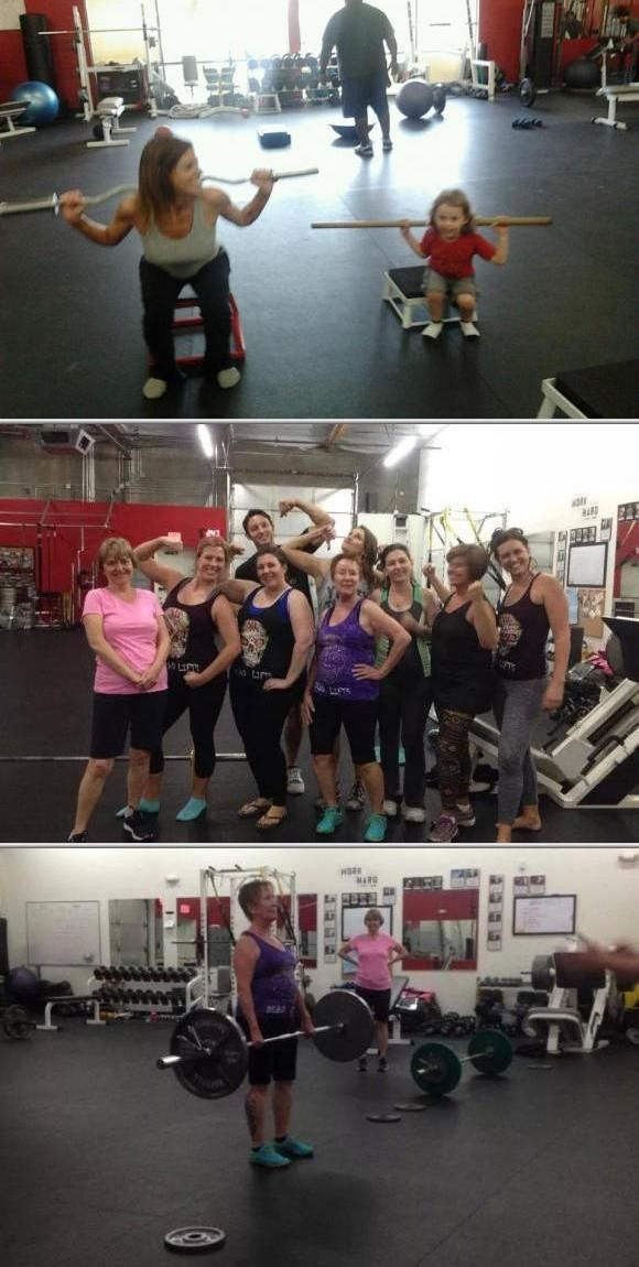 Check out Carolyn Lyons if you are looking for a professional who has been doing female personal trainer jobs for over 12 years. She provides one on one strength increase and weight loss programs, among others.