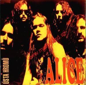 ALICE-Ústa hromů