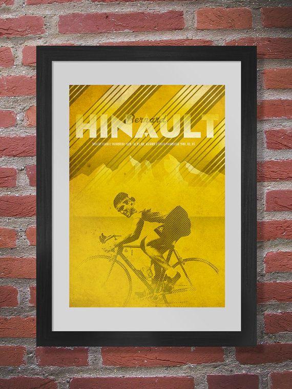 Speriamo che godrete questo poster ciclismo Bernard Hinault che stampare come stato progettato da studio The Northern Line. Il design retrò stile e modi di colore vibrante questo farà una dichiarazione di design vero e proprio per il vostro spazio di casa o in ufficio. Offriamo la