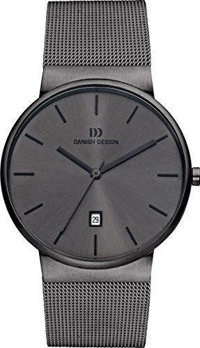 Danish Design Herren-Armbanduhr IQ64Q971 Analog Quarz Edelstahl IQ64Q971 Danish Design