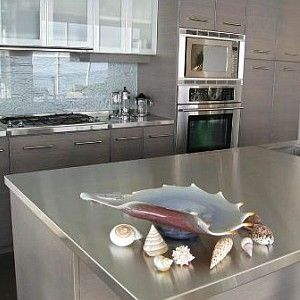 Stainless Steel Countertops – Pros And Cons For Your Kitchen