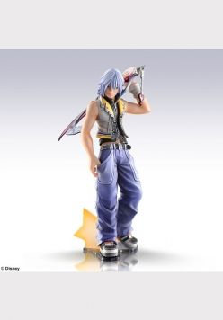 STATIC ARTS GALLERY KINGDOM HEARTS II RIKU