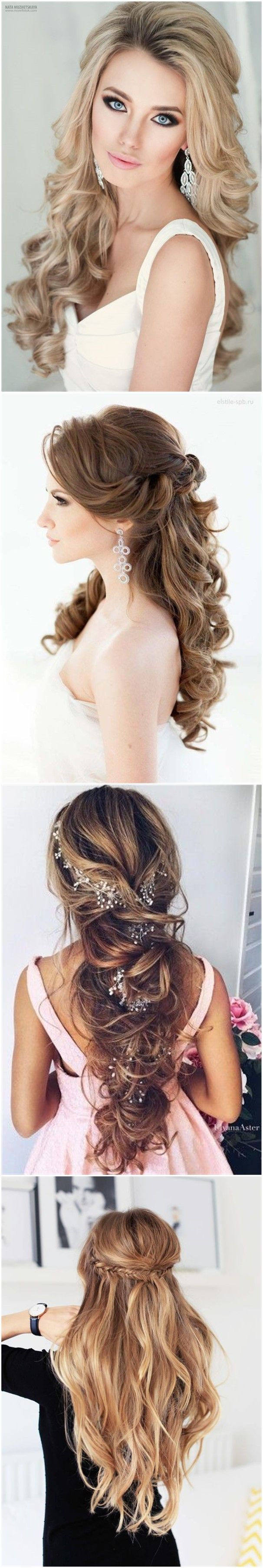 2017 06 homecoming hairstyles long hair - 18 Creative And Unique Wedding Hairstyles For Long Hair
