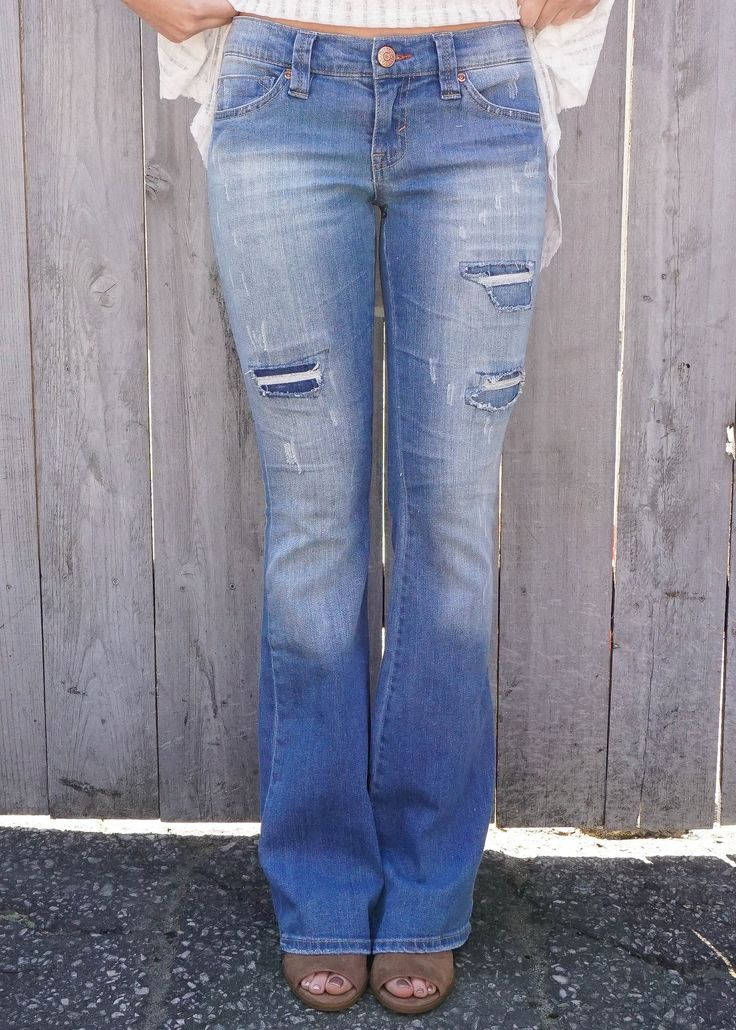 MARISSA LOW RISE JEANS BY DITTOS