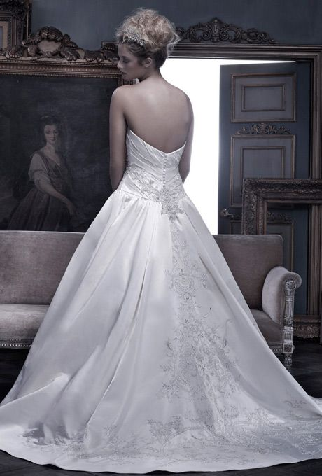 17 best images about wedding dresses on pinterest for Cb couture wedding dresses
