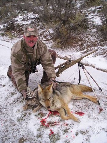 Coyote Hunting Gear for the gear junkie! improve your odds