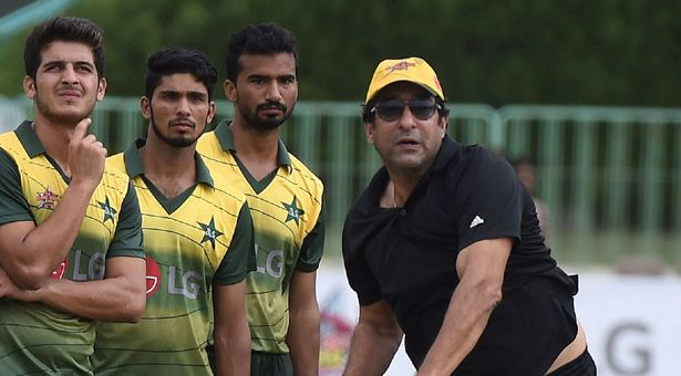 Wasim confident in Pakistans fast bowling reserves
