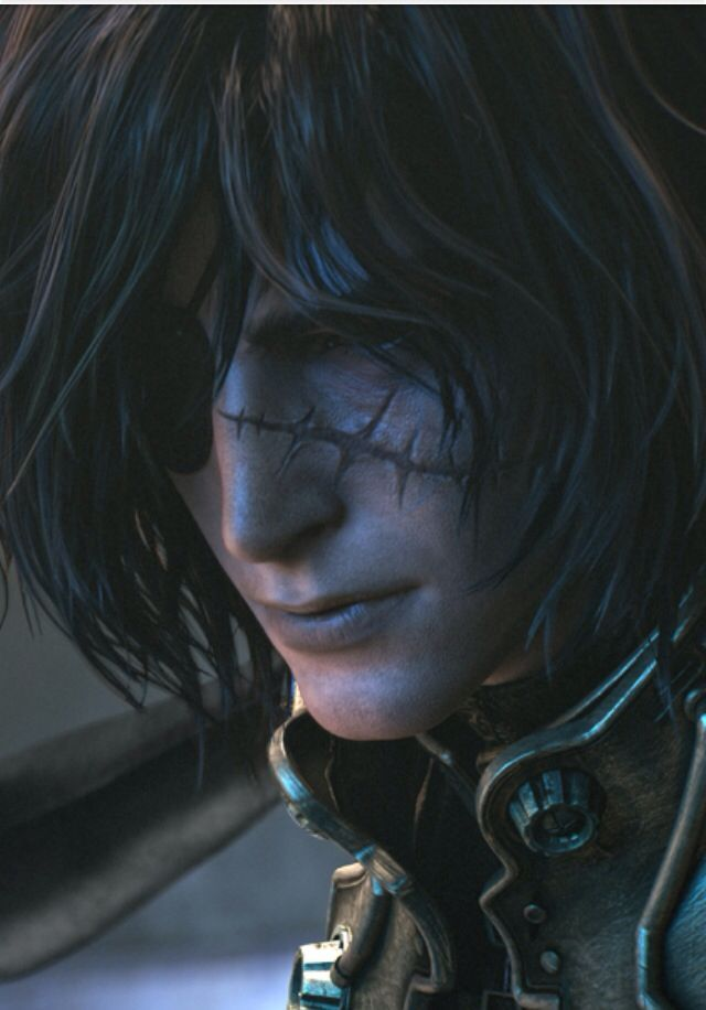 Capitan Harlock - I really need to get my hands on that movie ASAP >_<