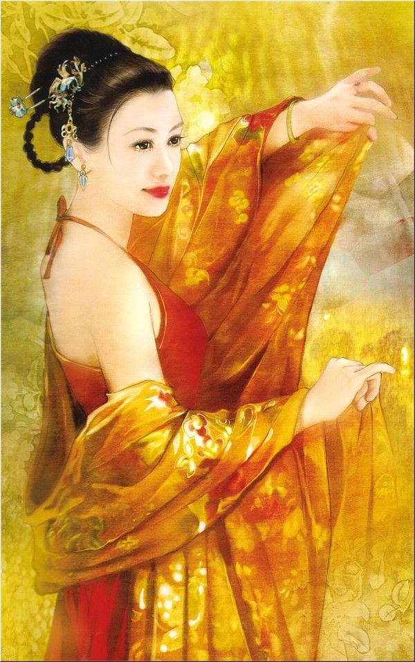 Derzhen (Abraxsis) [德珍 繪館 or Jiang Qing Yi or Der Jen], a woman-paiter, was born…