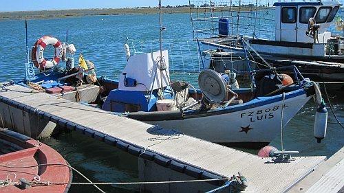 Santa Luzia Fishing Boat