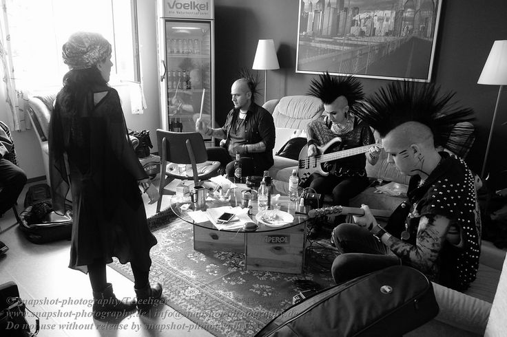 https://flic.kr/s/aHskAVNKuy | Christ Vs. Warhol | Performing at 25th Wave-Gotik-Treffen in Leipzig/Germany