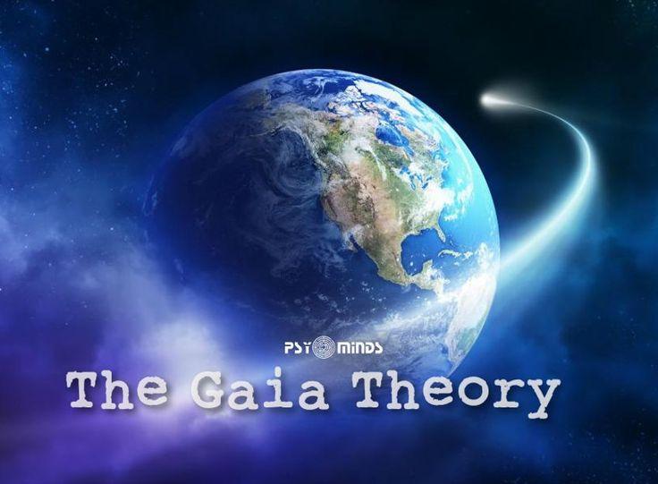 The Gaia Theory - via @psyminds17