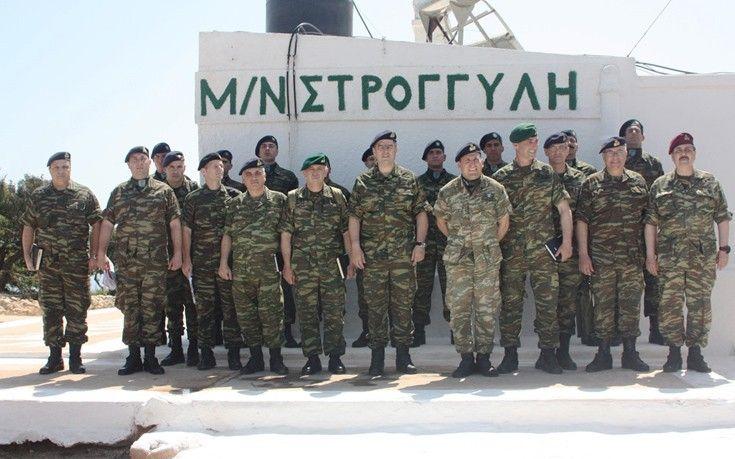 «Μολών λαβέ»: Το μήνυμα από τους στρατιώτες στα ακριτικά οχυρά