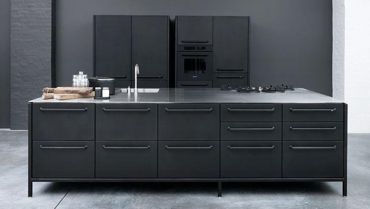 vipp kitchen interior design pinterest ideen f r die k che sitzplatz und wohnwelt. Black Bedroom Furniture Sets. Home Design Ideas