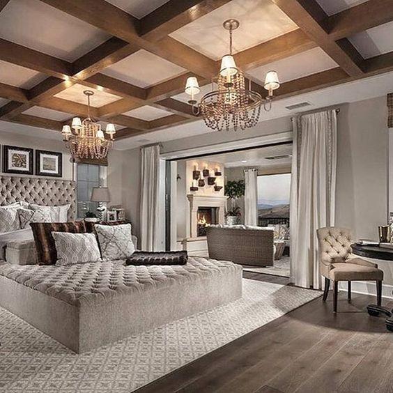 535 best bedroom charm chambres de r ve images on for Chambre de reve
