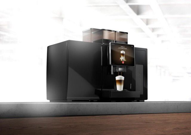 A wonderful new addition: The A800   Limitless inspiration – with the new A800, there are countless ways to reinvent coffee and no end to the surprises in store. The possibilities for creativity are endless. With its three-part boiler system and extremely easy operating concept, the A800 is designed to handle even the largest order volumes with ease.