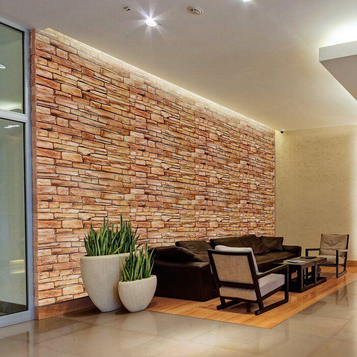 Falkirk 3d 38 W X 19 L Vinyl Wall Paneling In 2020 Wall Paneling Textured Wall Panels Vinyl Wall Panels