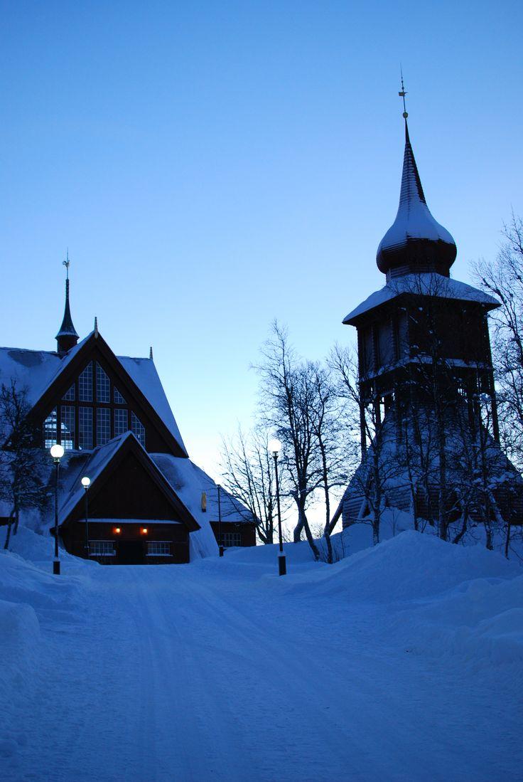 Kiruna's Church
