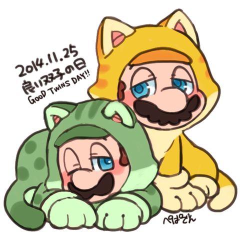 「2014年までの」Mario & Luigi
