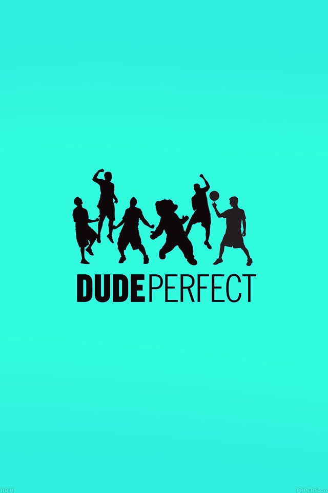 FreeiOS7 | ab11-wallpaper-dude-perfect-logo-music | freeios7.com