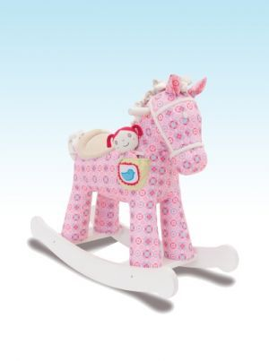 Ruby & Belle Rocking Horse | Nursery Furniture | Baby Accessories Ireland | Cribs.ie