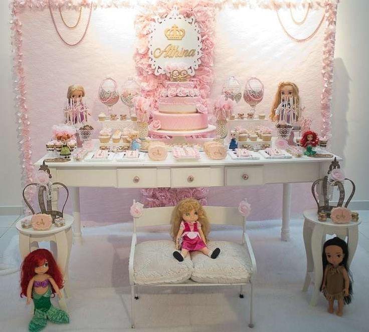 Princess Disney Birthday Party Ideas | Photo 2 of 18