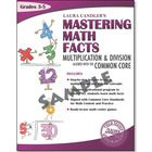 This freebie from Laura Candler is a 43-page printable sample of Mastering Math Facts Multiplication and Division: Aligned with the Common Core. It...
