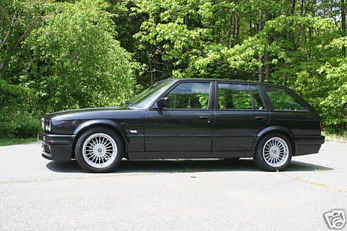 I've decided an e30 wagon is a car I should own.