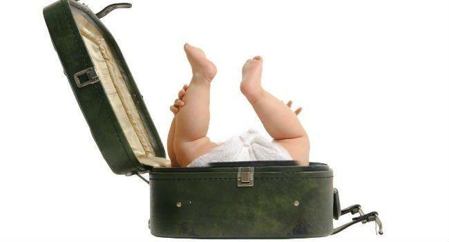 somos família: Viajar com um bebé de três meses: sim ou não?