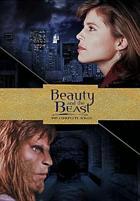 Beauty & the Beast: The Complete Series (Region 1 Import DVD, Boxed set):