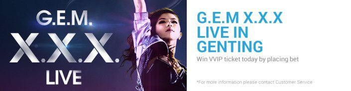 S188 Malaysia Casino G.E.M X.X.X. LIVE IN GENTING VVIP http://s188-malaysia.com/