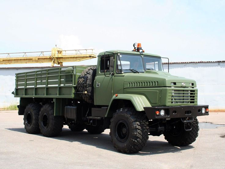 """КрАЗ 6322 """"Солдат"""" '1994–н.в."""