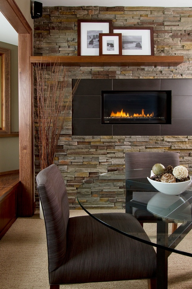1000 images about montigo linear series gas fireplace on for Linear fireplace ideas