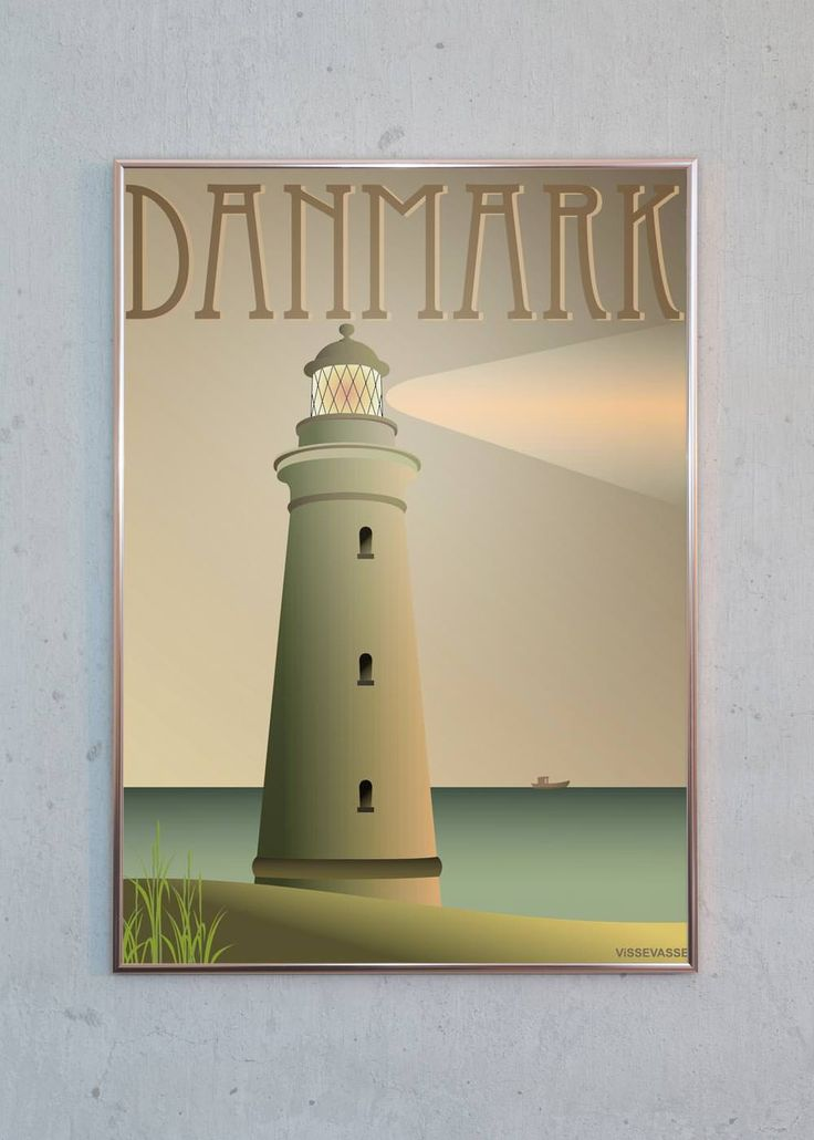 Danmark | Visse Vasse