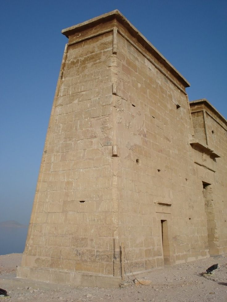 Temple of Dakka (New Sebua, Egypt) Assuan                                                                                                                                                     More