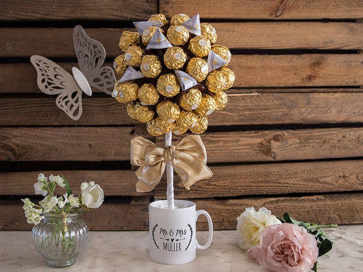 Handwerk Rocher Baum Geldgeschenk Hochzeitsgeschenke Baum Geldgeschenk Handwerk Hochzeitsgeschenke Rocher Diy Gifts Gifts Money Gift