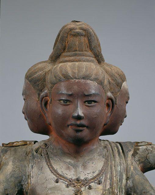 阿修羅  Asura  乾漆  Lacquer Statue