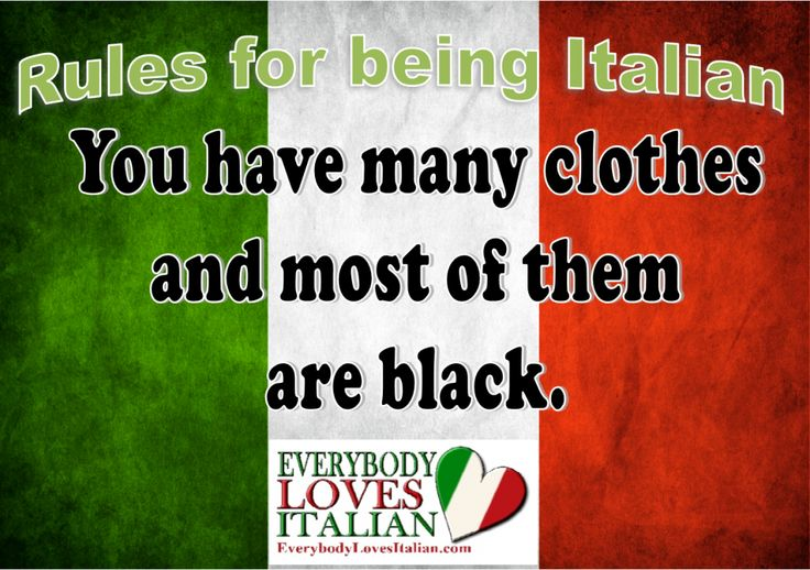 Black Clothes: