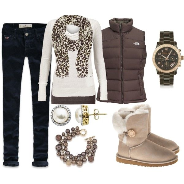 So ready for Fall and winter!: Ugg Boots, Winter Is Coming, Fall Wint, Winter Style, Winter Looks, Casual Winter, Fall Outfits, Winter Outfits, Cheetahs Prints