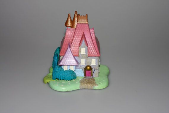 Polly Pocket Disney Cinderella Stepmothers House Bluebird Vintage 1995 by nodemo