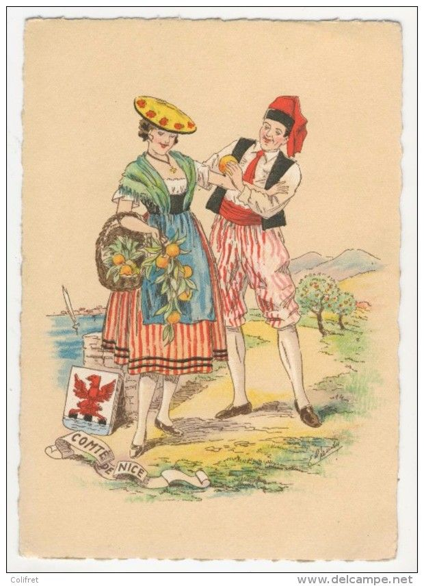 Cartes Postales / naudy - Delcampe.fr (avec images) | Illustration, Carte postale, Modele peinture
