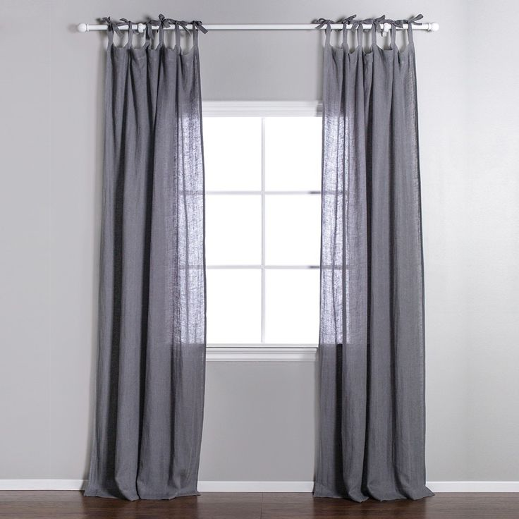 28 Best Voile Curtains Images On Pinterest