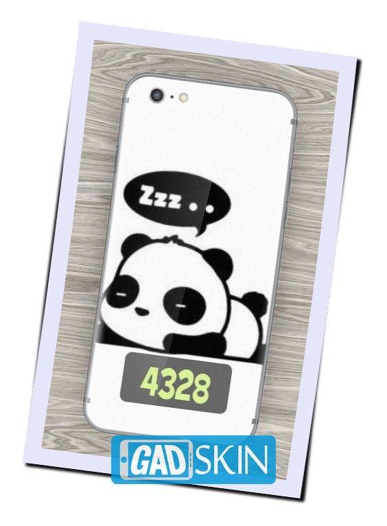 http://ift.tt/2cSSovU - Gambar Sleeping Panda ini dapat digunakan untuk garskin semua tipe hape yang ada di daftar pola gadskin.