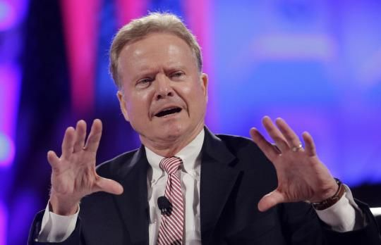 Jim Webb speaks in Baltimore. (Photo:Patrick Semansky/AP) Former Virginia Sen. Jim Webb announced Thursday that he is running for the Democratic presidential nomination. Webb, 69, revealed the decision to throw his hat in the ring in a lengthy open letter to his supporters,posted to his official website .